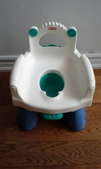 Fisher Price Potty Vaughan