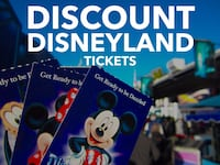 CHEAP DISNEYLAND PARK TICKETS null