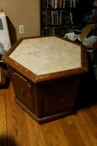Side table/storage unit. Catonsville, 21228