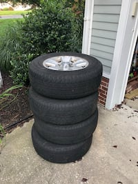 4x Toyota Forerunner Tires and Rims Atlantic City, 08401