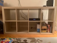 8-Square Bookshelf New York