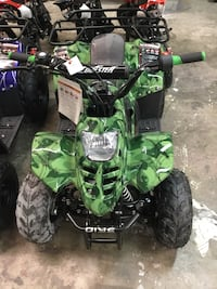 110cc ATV  ( Automatic) (kids ATVs) 2345 mi