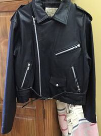 Moto leather jacket size large Gatineau, J8T 5G1