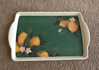 Serving tray with fruit decorations Frisco, 75033