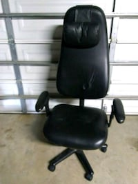 Office chair black Santa Clara, 95050