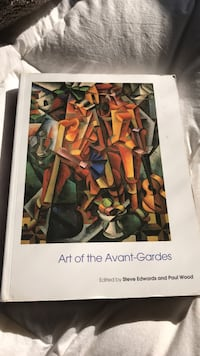 Art of the Avant-Gardes book Anmore, V3H