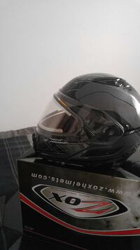 black zox full-face motorcycle helmet Saint-Eustache, J7P