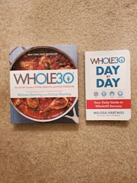 The Whole 30 Book and Daily Journal Vienna, 22182