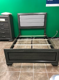 Affordable Furniture Sale | Queen / Full size bed frame new in box for sale East Providence