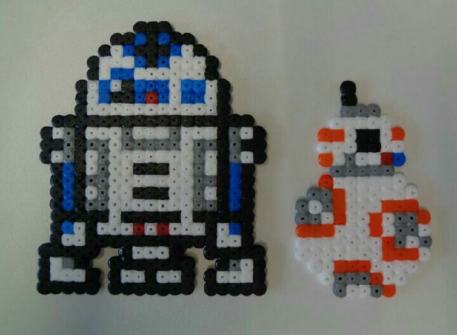 Hama beads Star Wars - Alcorcón