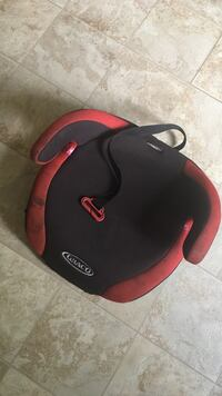 black and red Graco booster seat Stoneham, 02180