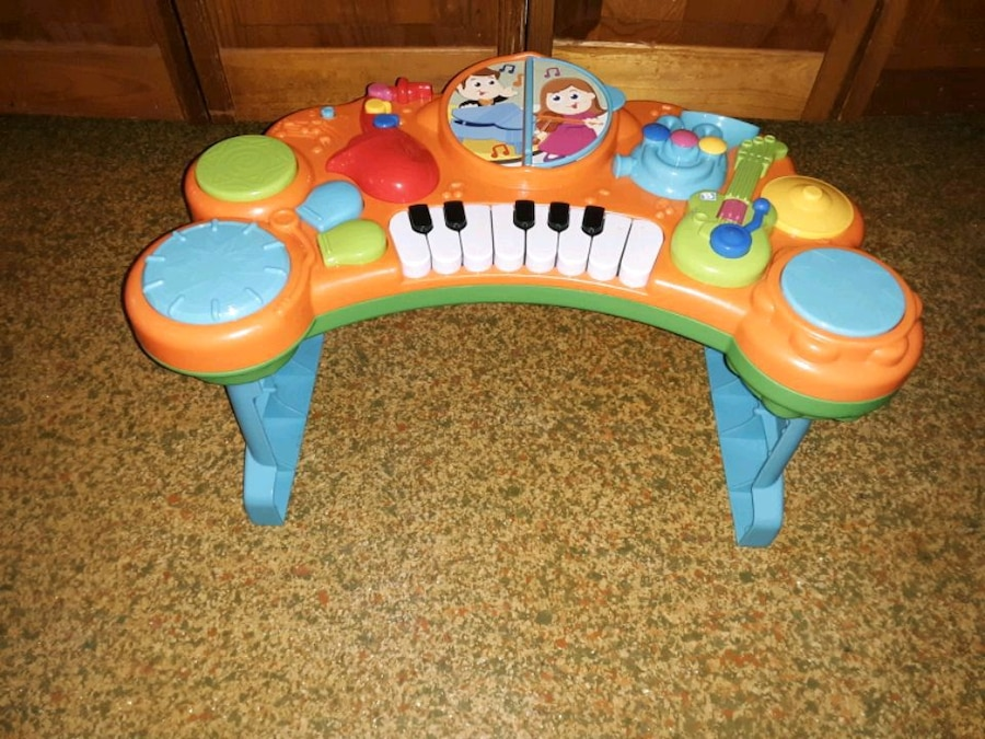Photo 10 In 1 Music Combo Toddler Toy
