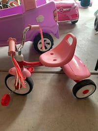 Toddler Flyer tricycle