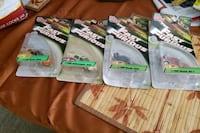 four assorted Xbox 360 game cases Jacksonville, 28546