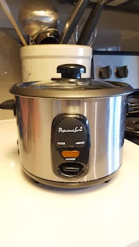 Rice cooker almost new Toronto