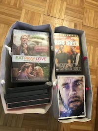 Used DVDs in good condition