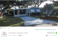 HOUSE For sale 2BR 2BA Lady Lake