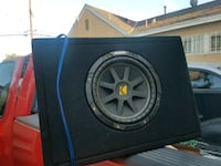 Kicker comp 10 subwoofer with Box