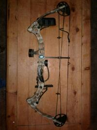 brown and black compound bow Huntington, 84528