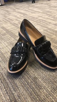 Pair of Franco Sarto size 7 shoes. Very comfortable and worn only once.  Toronto, M2N 5X2