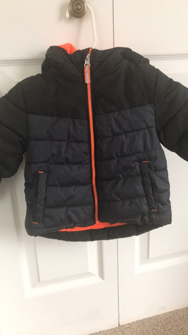 Toddler coat