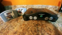 N64 console/2games/no cables/no controllers Surrey, V3R