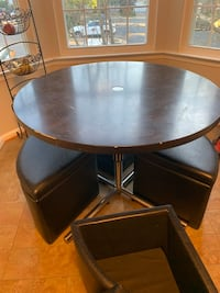 Coffe table, storage play table/ dining table  Fairfax, 22033
