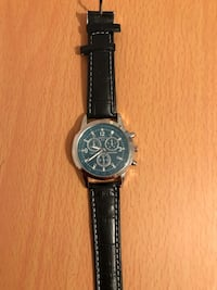 Black leather watch Calgary, T2A 5P5