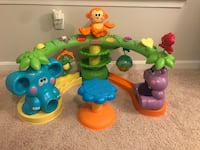 Fisher Price - Go Crawl Musical Jungle Washington, 20020
