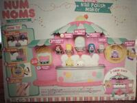 Num noms nail polish maker toy Richmond, 23224