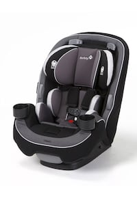 Safety first grow and go 3-1 car seat Mississauga, L5J 2K3