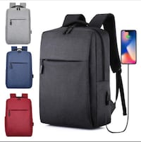 Charging Bag / MyBag Student Laptop bag With Charging Cable
