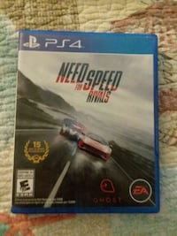 Ps4 game, Need for Speed Fredericksburg, 22406
