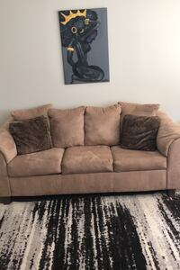 Light Brown Soft Pull-Out Couch New Orleans, 70112