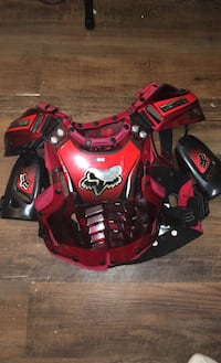Fox motocross chest protector $10 medium youth Germantown, 20874