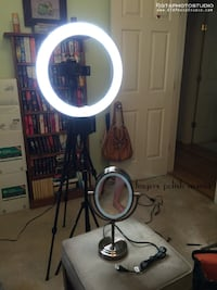 "Brand New 18 "" Fodoto Ring Light (Accessories Included) Toronto"