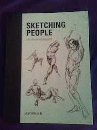 Sketching People by Jeff Mellem Independence, 64055