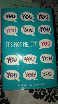 It's not me it's you by Stephanie Kate Stephen Ceres, 95307