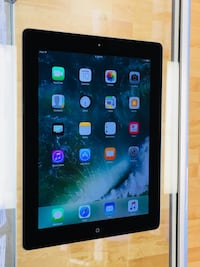 iPad 4 32gb, Black color.  Excellent condition. WiFi model.  Charger and cable included.   Cash only. Price firm 220 San Francisco, 94118