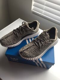 "MENS ADIDAS BOOST YZY'S!!! ""TURTLE DOVE 360'S""!! Size 8 North Las Vegas, 89031"