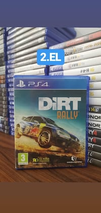 Ps4 Dirt Rally - Playbox Bursa Osmangazi, 16050