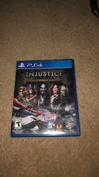 Injustice PS4 games Henderson, 89012