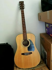 Ibanez PF4 Natural Acoustic Guitar Frederick, 21702