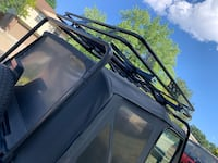 Kargo Rack Safari- fits Jeep - Wrangler - 97-03 Denver