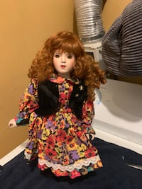 "Western style doll 13 "" tall # 3933 Jessup, 20794"