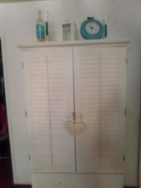 Armoire with two drawers and two shelves Las Vegas, 89110
