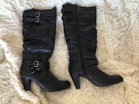 Guess boots size 8 Calgary, T2K 1G2