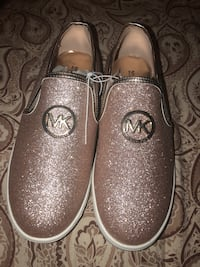 Pair of brown leather flats New Orleans, 70131
