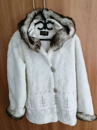 Fur coat from Newage collections  Toronto, M5E 1Z9