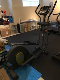 black and gray elliptical trainer Gainesville, 20155